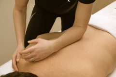 Insight Sports Massage Extensor muscle group