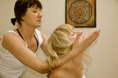 Insight Sports Massage Neck flexors stretch