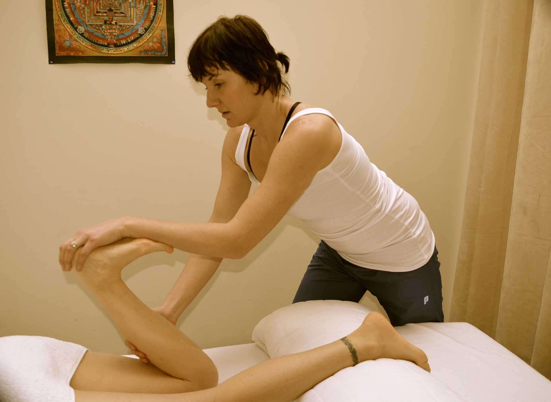 Insight Sports Massage Joint mobilisation